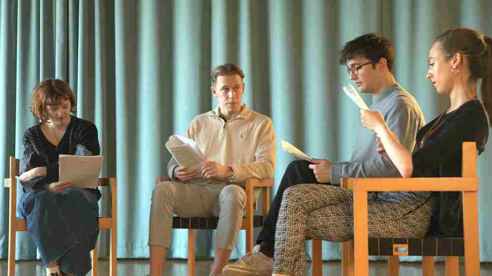 Adapting Virginia Woolf's THE WAVES for the Stage